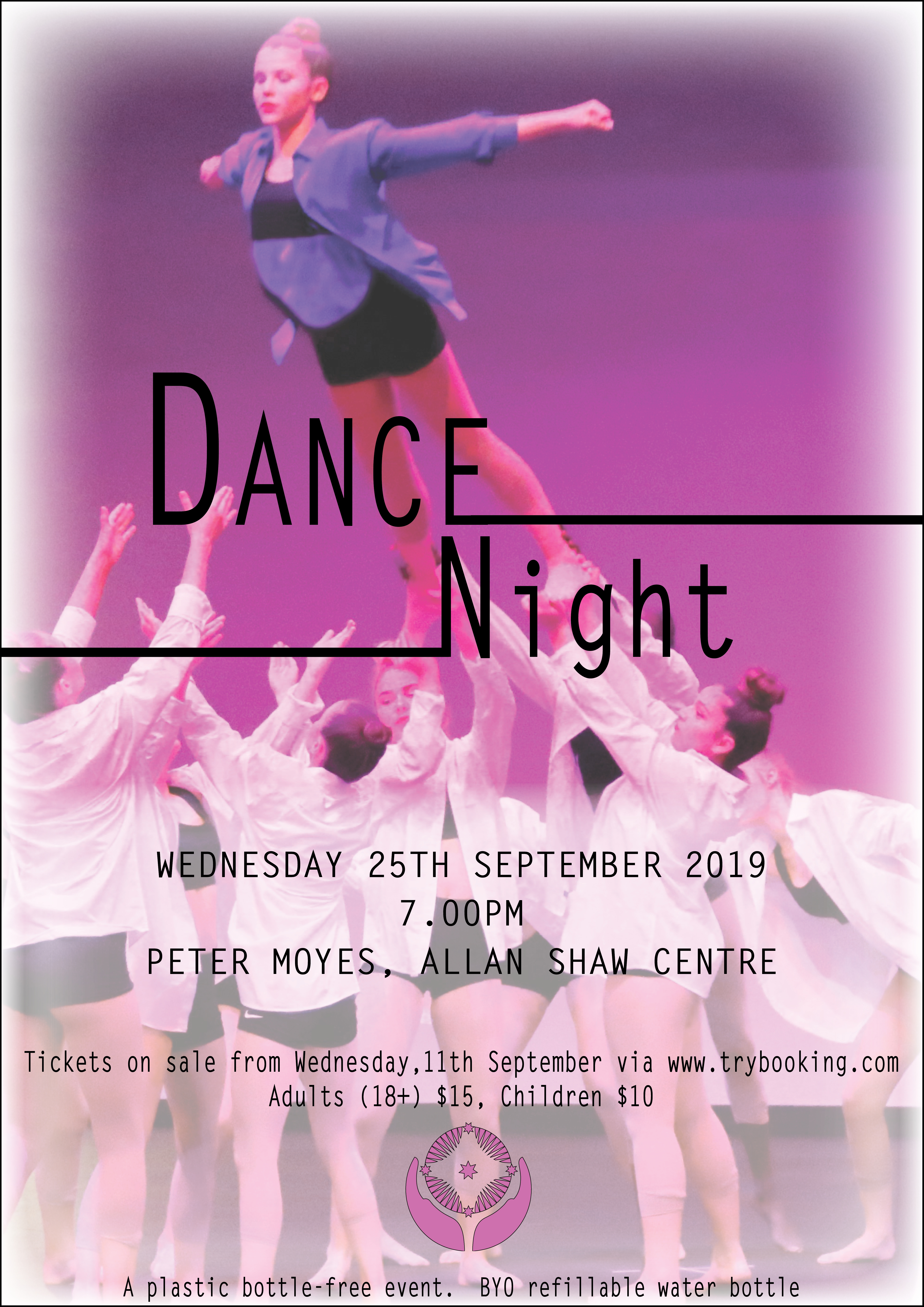 Dance Night Poster 2019